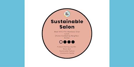 Sustainable Salon tickets