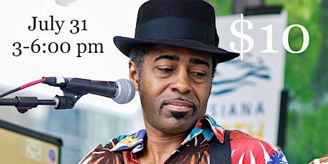 Backyard Blues Concert Series tickets