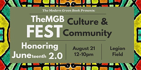 TheMGB Culture & Community Fest Honoring Juneteenth tickets
