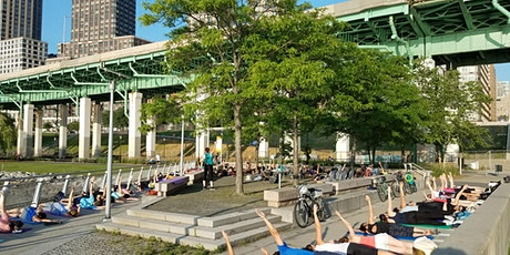 Summer on the Hudson: Pilates in the Park tickets