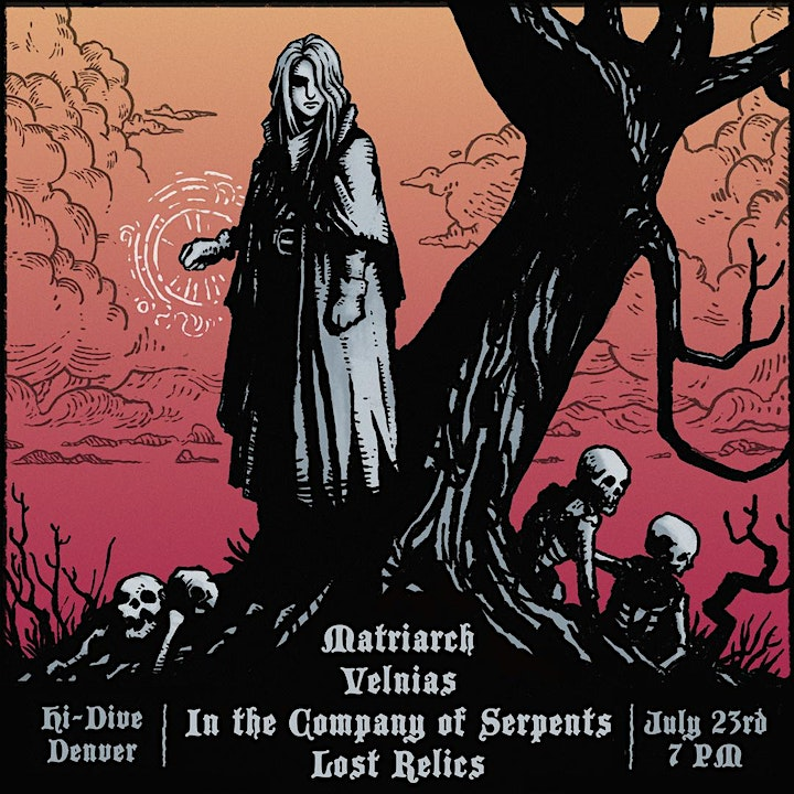 Matriarch/Velnias/In The Company of Serpents/Lost Relics image
