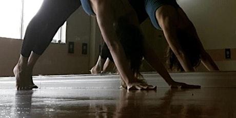 Amelia's Yoga class tickets