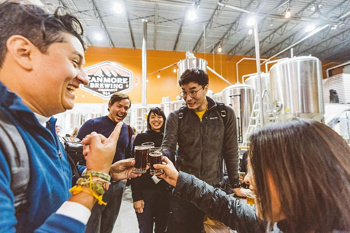 Brewery Tour and Tasting image