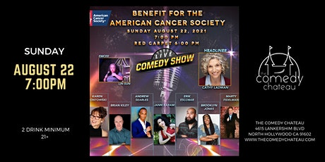 Benefit for the American Cancer Society tickets