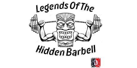 Legends Of The Hidden Barbell tickets