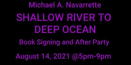 BOOK SIGNING AND AFTER PARTY tickets