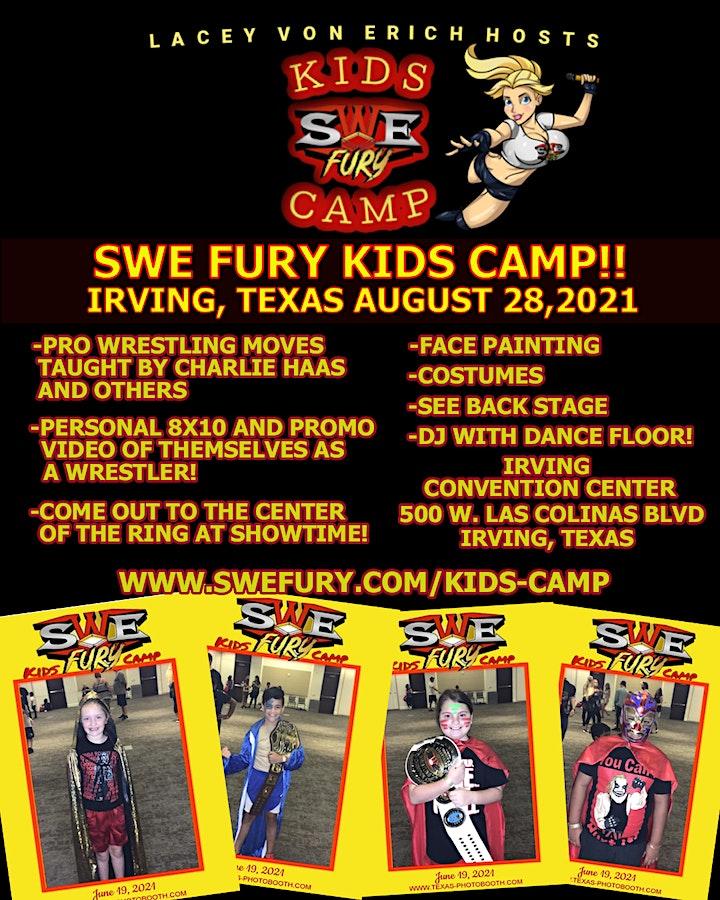 SWE FURY KIDS CAMP image
