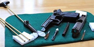 Pistol Cleaning Class