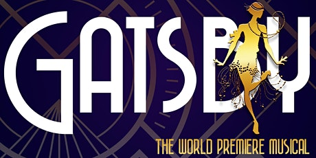 GATSBY The World Premiere Musical tickets