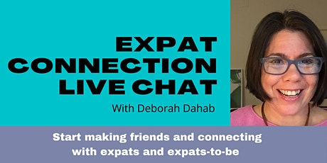 Expat Connection Live Chat tickets