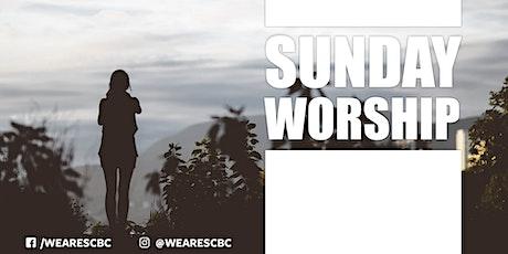English Language Worship Service tickets