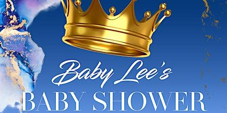 Baby Lee's Baby Shower tickets