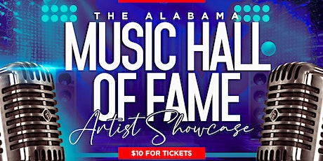 The Alabama Music Hall of Fame Artist Showcase tickets