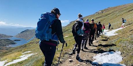 ATICA Wilderness Adventures 4 Week Advanced HikeFIT Challenge tickets