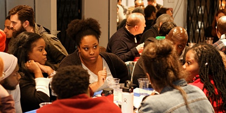 Equitable Dinners Anti-Racism & Local History tickets