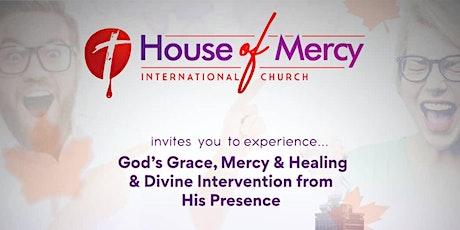 House of Mercy International Church - Sunday Service tickets