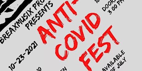 Cedrick Bogan @ Anti-Covid Fest tickets