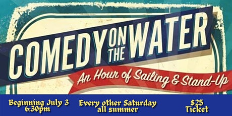 Comedy on the Water; The Pirate Ship Comedy Hour tickets