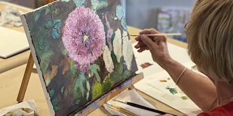 Weekend Oil Painting Class tickets