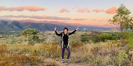 The Wilderness Wanderer's Hike Urambi Hills & Murrumbidgee Discovery Trail tickets