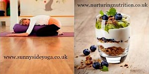 NutriYoga - How to manage stress and re-balance...