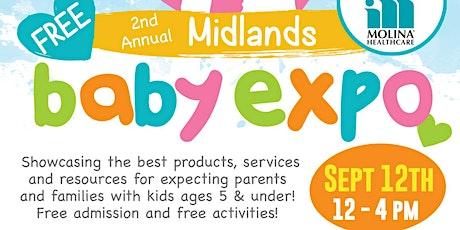 Midlands Baby Expo tickets