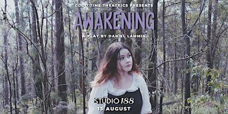Awakening by Daniel Lammin At Studio 188 tickets