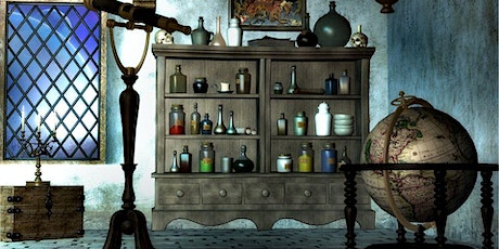 Witchcraft & Alchemy on Friday the 13th, a Free Online MeWe Awakening Panel tickets