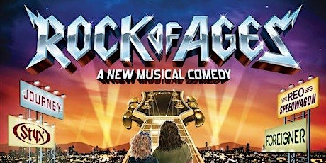 Rock of Ages presented by My Pharmacy & Optical tickets