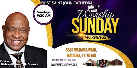 Watauga Sunday Morning Worship tickets