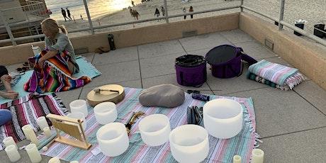 Full Moon:  Sunset Sound Bath tickets