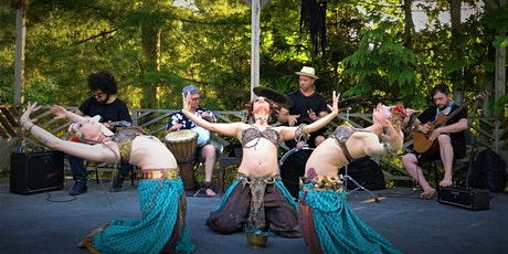 Fusion Belly Dance Performance Series tickets