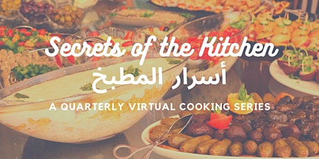 Secrets of the Kitchen with Safana tickets