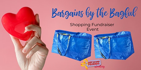 Bargains by the Bagful - Shopping Fundraiser Event - Sept 18, 2021 tickets