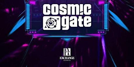 Cosmic Gate tickets
