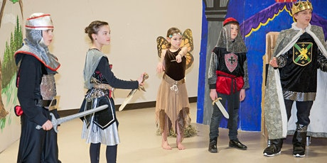 Summer Drama Camps in Calgary for Kids/Youth/Teens ages 7-15 tickets