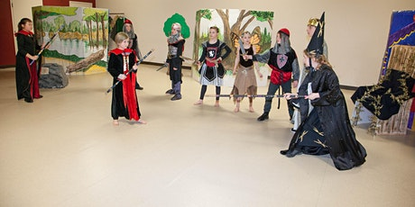 Two Summer Drama Camps in Calgary for Kids/Youth/Teens ages 7-15 tickets