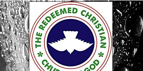 RCCG Telford Church  Service 25th July 2021 tickets