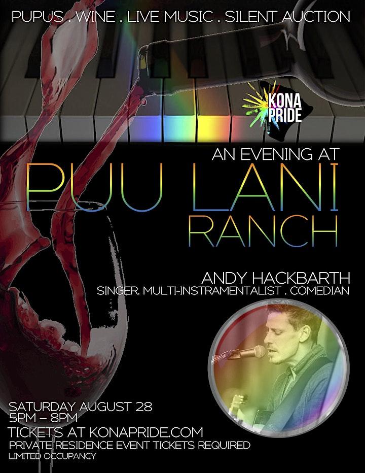 Evening At Puu Lani Ranch image
