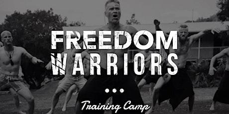 Freedom Warrior Initiation Camp tickets