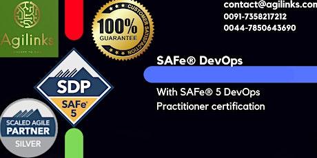 SAFe DevOps (Online/Zoom) July 29-30, Thu-Fri, Singapore (SGT) tickets