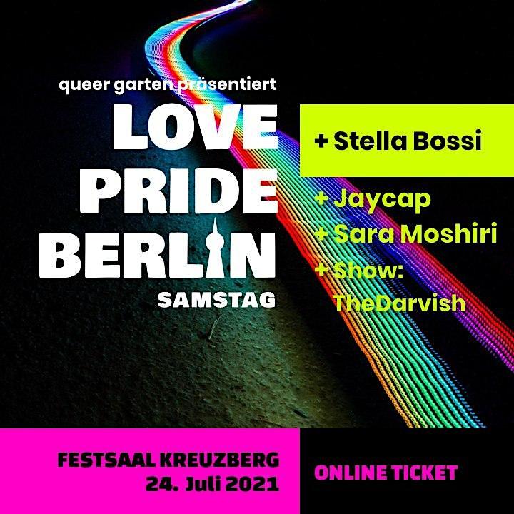Love Pride Berlin weekend Sa.24.07.: Bild