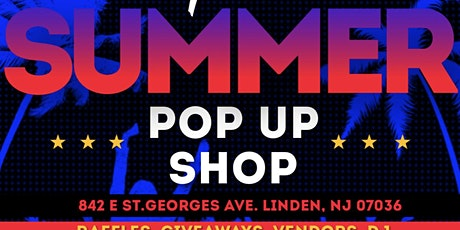 Middle of the Summer Pop Up Shop (@TheGardenStatePopUp) tickets