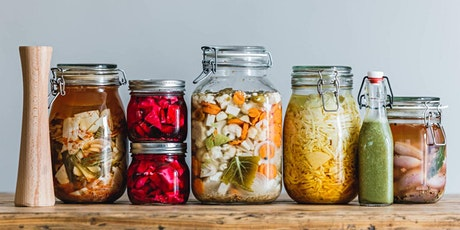 Gemüse fermentieren Tickets