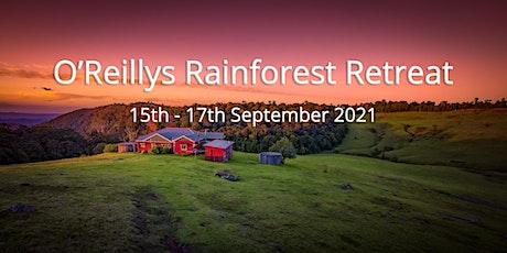 O'Reilly's Rainforest Photography  Retreat tickets