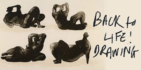 BACK TO LIFE DRAWING AT ORUSpace tickets