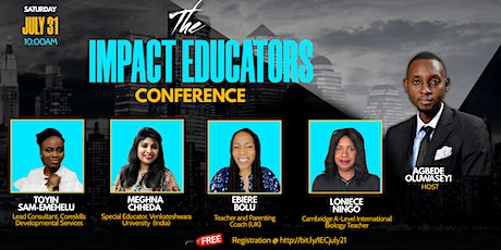 The Impact Educators Conference (July 2021 Edition) tickets