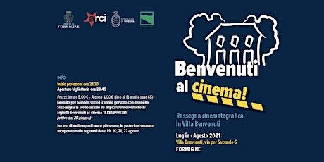 BENVENUTI AL CINEMA! biglietti
