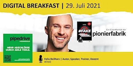 #FAKE | Felix Beilharz | Über Lügen, Abzocke und Gefahren im Internet Tickets