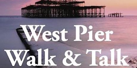 West Pier Walk & Talk tickets